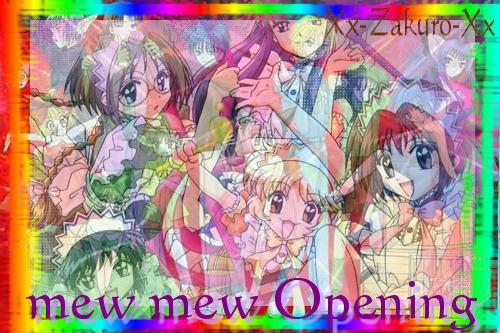 MP3 : Tokyo Mew Mew / mew mew power opening theme (2007)